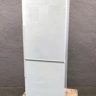 ㊸【6ヶ月保証付】シャープ 271L 2ドア冷蔵庫 SJ-…