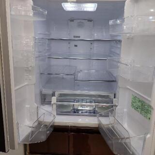 HITACHI 日立 555L冷蔵庫 2017年式 R-WX5600G(ZT) 1130-01 - 糸島市