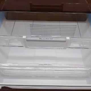 HITACHI 日立 555L冷蔵庫 2017年式 R-WX5600G(ZT) 1130-01 - 売ります・あげます