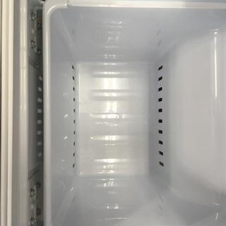 S180★6ヶ月保証★2ドア冷蔵庫★HITACHI  RL-154JA 2019年製⭐動作確認済⭐クリーニング済 - 家電