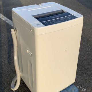 (A2268) AQUA 5.0kg 全自動洗濯機 AQW-S5...
