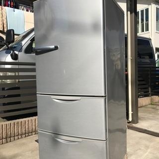 取引中2015年製アクア冷凍冷蔵庫3ドア千葉県内配送無料。設置無料。の画像