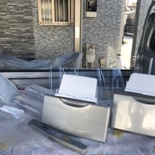 取引中2015年製アクア冷凍冷蔵庫3ドア千葉県内配送無料。設置無料。 - 家電