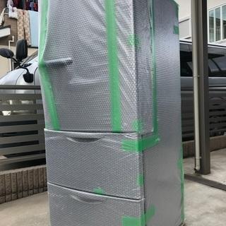 取引中2015年製アクア冷凍冷蔵庫3ドア千葉県内配送無料。設置無料。 - 売ります・あげます