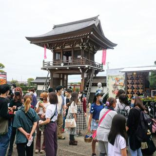 寺フェス2021春の陣出店者募集!