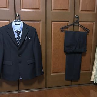 卒業式 結婚式 【男児スーツ5点セット】170cm