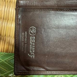 ビームス 長財布