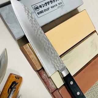 包丁、ナイフ等 研ぎますの画像
