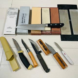 包丁、ナイフ等 研ぎます - 大阪市