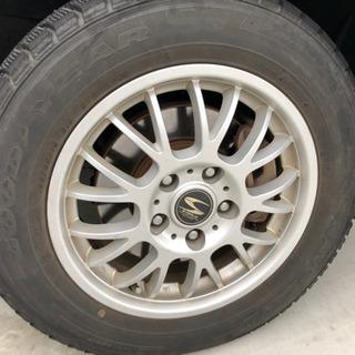 スタッドレスタイヤ&ホイール 4本セット