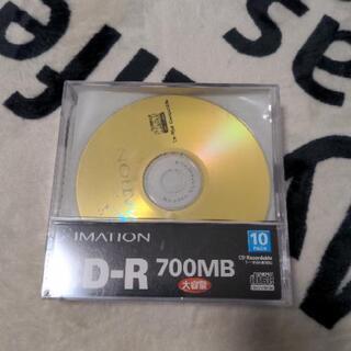 イメーション CD-R700MB 10枚セット