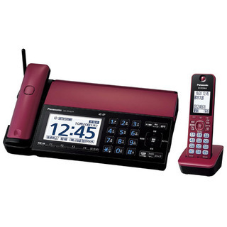 Panasonic固定電話(子機1台付き)