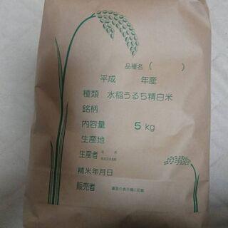 ❰商談中❱新潟産コシヒカリ精米10kg