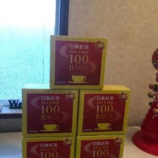 日東紅茶 100  5箱
