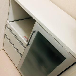 【ネット決済】キッチン収納棚