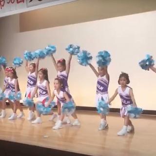 【北広島】思いやりと感謝の気持ちを育てるAnd we!!チアダンス