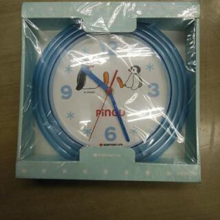 pinguの掛け時計 未使用品
