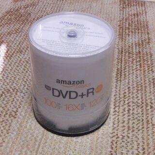 Amazonベーシック 4.7GB 16倍速 DVD+R …