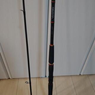 釣り竿、DAIWA シーバスロッド、ケース付