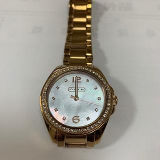 【問い合わせ終了】COACH レディース 腕時計の画像