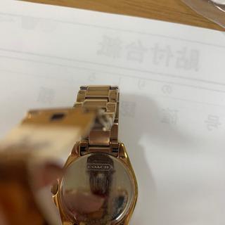 【問い合わせ終了】COACH レディース 腕時計 - 京都市