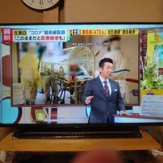 東芝REGZA40S22フルハイビジョンテレビ