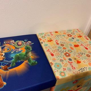 おもちゃ箱 椅子