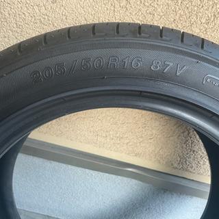 ヨコハマタイヤ 205/50 R16 87V