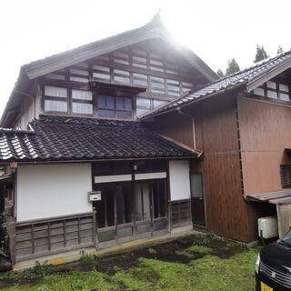 金沢市打尾町、一戸建て古民家です.現状渡しですのでリフォームご相...