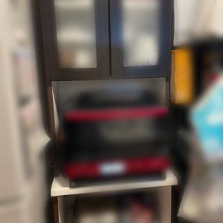 【ネット決済】食器棚 ※購入者決まりました。