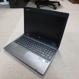 パソコン ノートパソコン☆HP  6560b☆No.0056 12 1