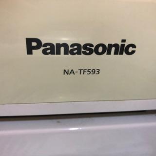 取引決定    Panasonic 洗濯機【NA-TF59…