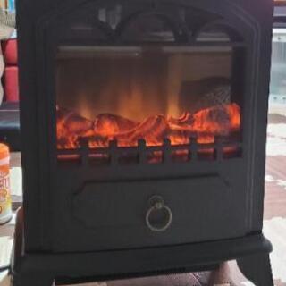 暖炉型ヒーターLEDシャンデリア電球
