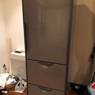 日立冷凍冷蔵庫 2001年製 差し上げます