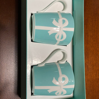 Tiffany& Co. ペアマグカップの画像