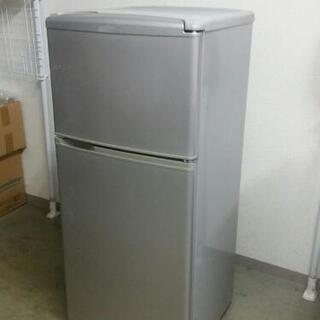 112リッター冷蔵庫 無料です。