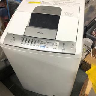 【格安】日立 電気洗濯乾燥機 NW-D8KX