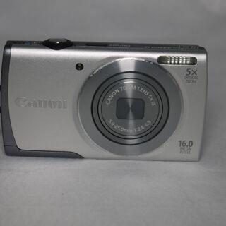 Canon キャノン PowerShot A3500IS デジタ...