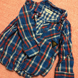 95 チェックシャツ