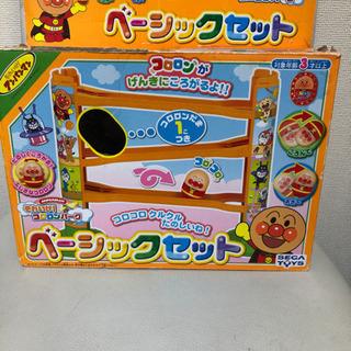 ♡アンパンマンおもちゃ2セット♡ - 京都市