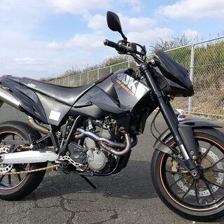 【ネット決済・配送可】2004年式 KTM 640 DUKE I...