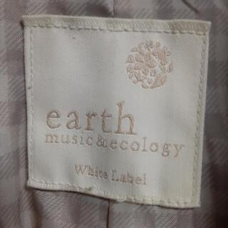 earth スプリングコート 値下げ💴⤵️ - 子供用品