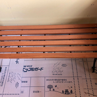 訳あり 木製ベンチ