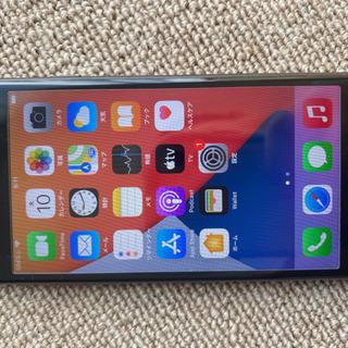 iphone8 64G SIMロック解除済みです