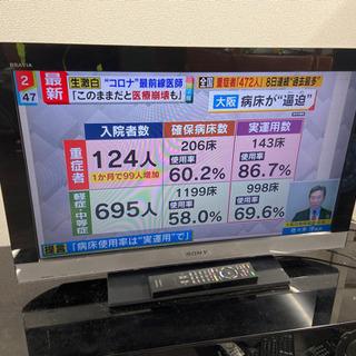 🌈激安 32インチ オススメ‼️SONY液晶テレビKDL-32E...