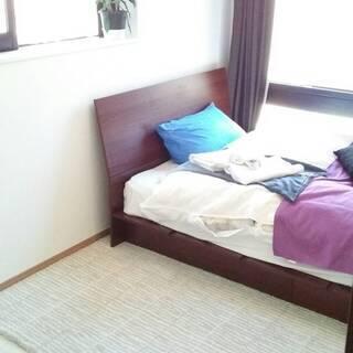 家賃のみで即日入居OK!!1~4名/短期(長期も歓迎)新築…