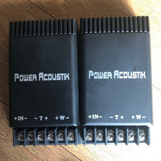 【ネット決済・配送可】Power Acoustic USA  ク...