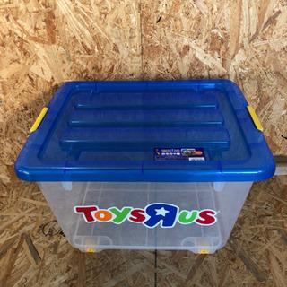 トイザらス おもちゃ箱 収納ケース フタ付き