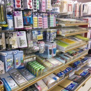 複数店舗へ行ける方!!1日10000円~!文具売り場づくり…