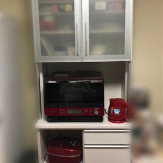 【ネット決済】食器棚❗早い者勝ち❗